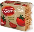 Pan crujiente Tovago con tomate
