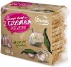 Tovago Crispy bread with wild garlic