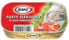 Filetes de arenque BMC en salsa de tomate
