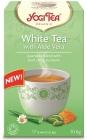 Yogi Tea Té blanco con aloe BIO