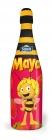 Напиток Stovit Maya газированный, безалкогольный, клубнично-яблочный