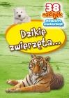 Libro de colorear de animales salvajes de MD