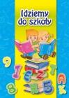 Vamos a la escuela para colorear libro MD Publishing House
