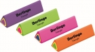 Berlingo Triangle eraser, mix of colors