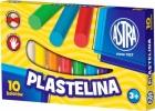 As Plastelina 10 kolorów