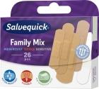 Salvequick Famili Mix Set de parches