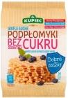 Obleas de pan plano seco Kupiec sin azúcar añadido