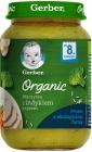 Verduras Orgánicas Gerber con Pavo y Arroz