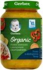 Boniato Gerber Orgánico con Verduras y Pollo