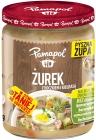 Pamapol Żurek soup with smoked bacon