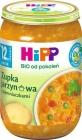 Sopa de verduras HiPP con patatas BIO