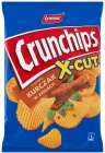 Crunchips X-Cut Chips со вкусом курицы на травах