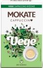 Capuchino de arroz con verduras y mokate
