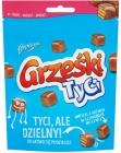 Mini obleas Goplana Grześki Tyci con crema de cacao en chocolate con leche