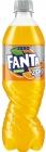 Fanta Zero Carbonated drink with an orange flavor
