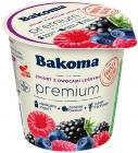 Bakoma Premium Jogurt z owocami
