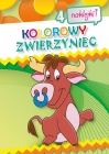 Colorful zoo 4 coloring page Wydawnictwo MD