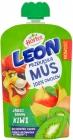 Hortex Leon Mus jabłko banan kiwi