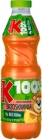 Kubuś Fruit and vegetable juice 100% apple carrots peach