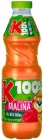 Kubuś Fruit and vegetable juice 100% apple carrots raspberry