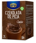 Chocolate para beber Krüger Classic con contenido reducido de grasas, 10 sobres