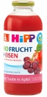 HiPP Apples-Red Grapes Plus Iron, BIO