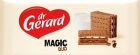 Dr. Gerard Magic Duet galletas de cacao negro con crema con sabor a crema