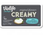 Queso Crema Alternativo Violife 100% vegano, a base de aceite de coco