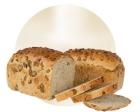Janca bread with pumpkin, mixed flour