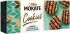 Galletas Mokate Cookies con maní, cubiertas con chocolate