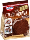 Dr. Oetker chocolate cake with Belgian chocolate