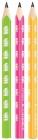 Keyroad Pencil HB Jumbo triangular mezcla de colores