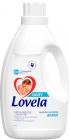 Lovela do leche de lavado hipoalergénica blanca segura para la piel de los recién nacidos