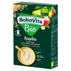 BoboVita BIO Dairy-free wholemeal multi-grain porridge with banana and strawberry