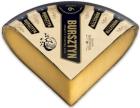 Schätze des Käses Bernsteinkäse in einem Stück