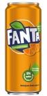 Fanta Orange Carbonated drink