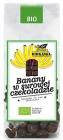 Bio Planet Bananas in raw chocolate BIO