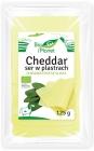 Bio Planet Cheddar ser w plastrach