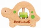 EverEarth Drewniany chwytak - żółw