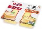 Mlekovita-Käse in Scheiben Gouda und Tylżycki 2 x 250 g