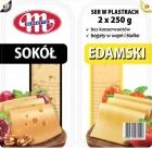 Mlekovita-Käse in Scheiben geschnitten Sokół / Edamski 2 x 250 g