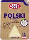 Mlekovita polnischer Käse mit Löchern