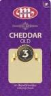 Mlekovita Cheese Cheddar Diamonds of Connoisseur (3) Alt - ein Stück