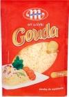 Mlekovita Gouda geriebener Käse - rasiert