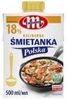 Mlekovita Śmietanka Polska UHT 18% fat