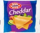 Плавленый сыр Mlekovita Cheddar нарезанный