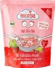 FruchtBar Bio-Frühstückschips Erdbeere, Traube, Apfel, Hafer-Vollkorn