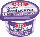 Mlekovita Śmietana 18% bez laktozy