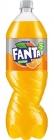 Fanta Zero Carbonated Getränk mit Orangengeschmack