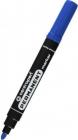 Centropen Marcador permanente azul Permanente 8566
